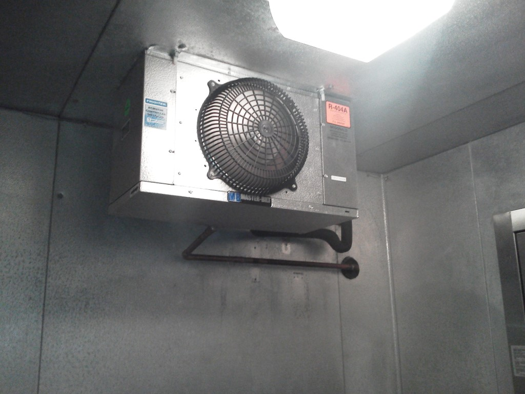Walk In Cooler Freezer Mcdonald Refrigeration Inc