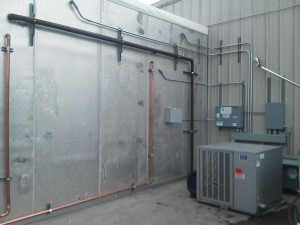 Industrial Cooler Unit