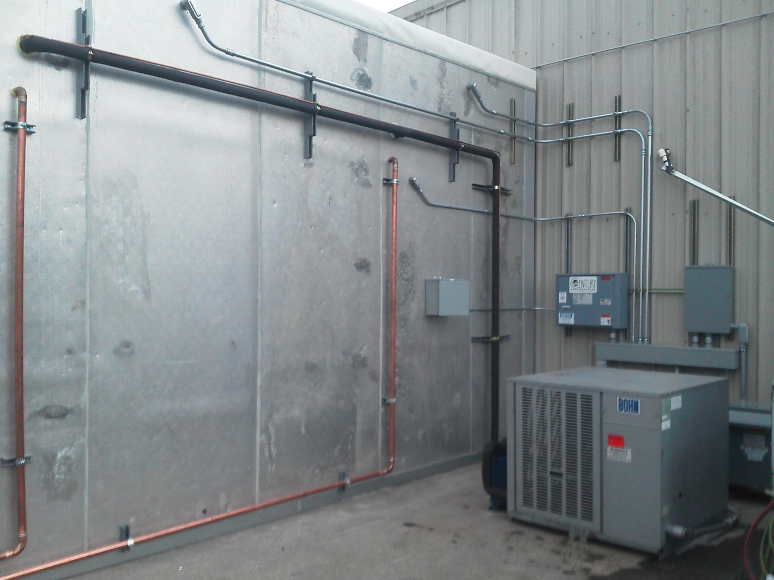 Industrial Cooler Mcdonald Refrigeration Inc