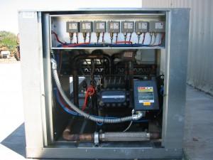 Compressor Panel