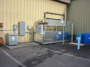 Winery Glycol Chiller