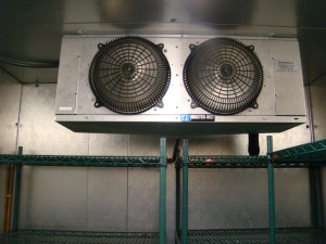 Walk-in Cooler Evaporator