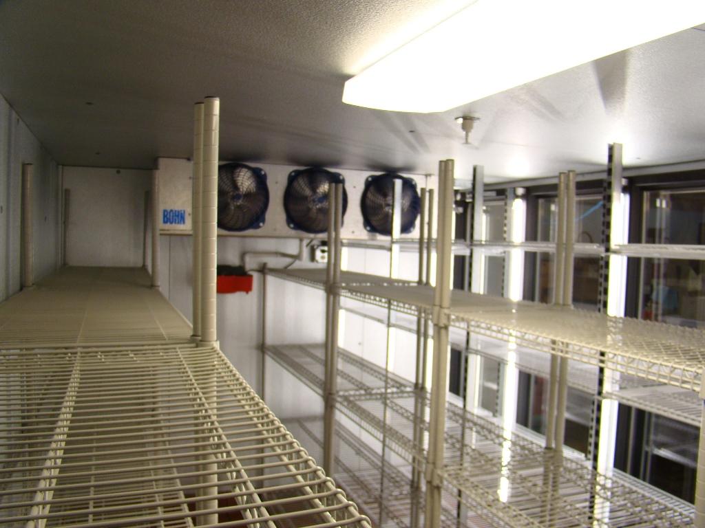 Walk In Coolers >> Walk-in Cooler Glass Door - McDonald Refrigeration, Inc.