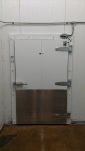 NEW FREEZER DOOR