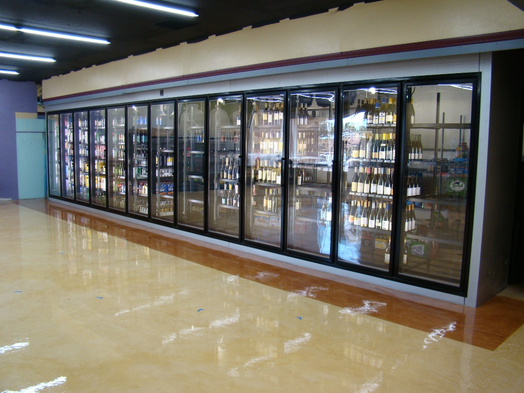 Liquor Store Cooler Mcdonald Refrigeration Inc