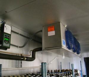 Evaporator and Control