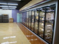 Liquor Store Cooler